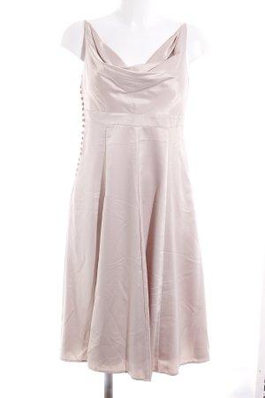 Esprit Trägerkleid nude Elegant