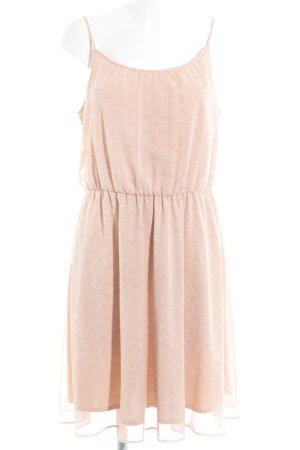 Esprit Trägerkleid nude-weiß Paisleymuster Casual-Look