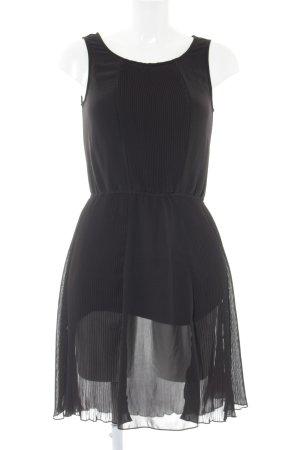 Esprit Trägerkleid schwarz Casual-Look