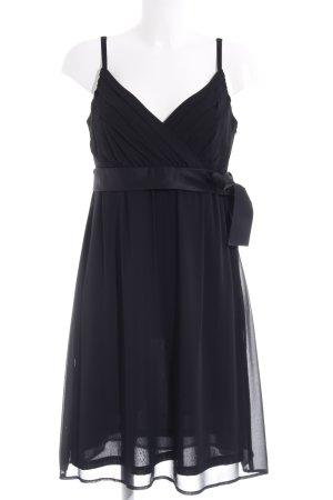 Esprit Trägerkleid schwarz Elegant