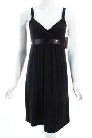 Esprit Trägerkleid schwarz Eleganz-Look