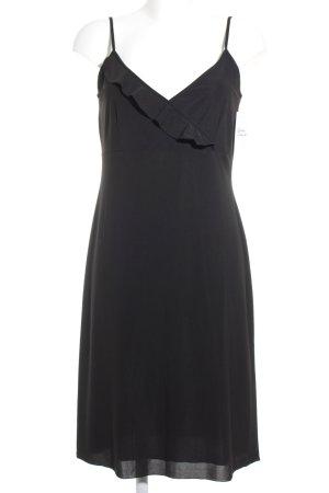 Esprit Trägerkleid schwarzbraun Elegant