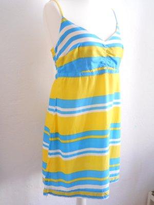 Esprit Trägerkleid Sommerkleid Gr. 42