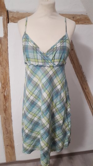 Esprit Trägerkleid Spaghettiträger Sommerkleid Größe 36