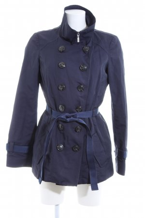 Esprit Trenchcoat blau Casual-Look