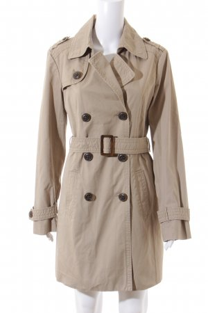 Esprit Trenchcoat beige Brit-Look