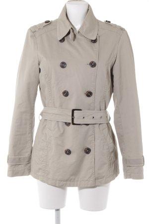 Esprit Trenchcoat beige Brit-Look