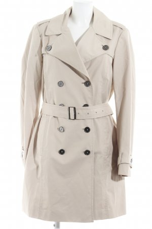 Esprit Trenchcoat beige Business-Look