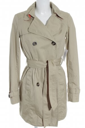 Esprit Trenchcoat beige-neonorange Casual-Look
