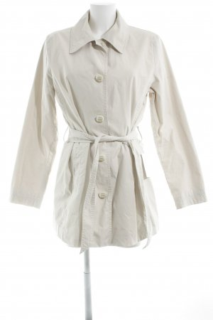 Esprit Trenchcoat creme Casual-Look