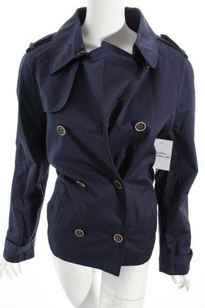 Esprit Trenchcoat dunkelblau Casual-Look