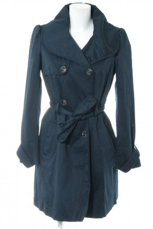 Esprit Trenchcoat dunkelblau klassischer Stil