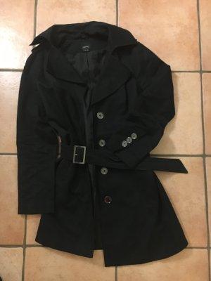 Esprit Trenchcoat Gr.40, schwarz