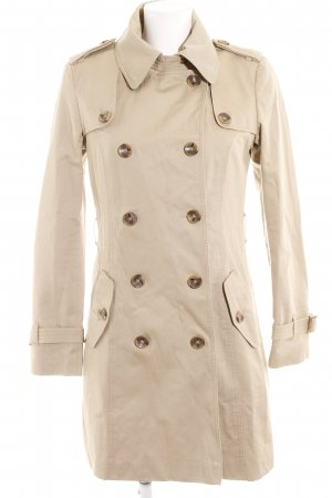 Esprit Trenchcoat sandbraun Casual-Look