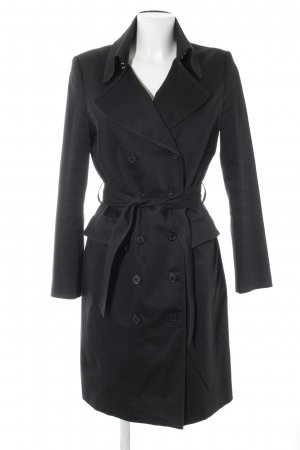 Esprit Trench Coat black casual look