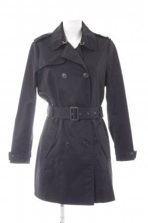 Esprit Trench Coat black casual look