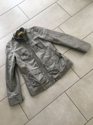 esprit collection Parka groen-grijs