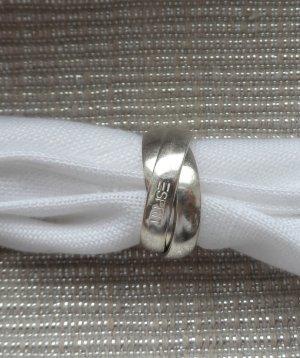 Esprit Anillo de plata color plata plata verdadero