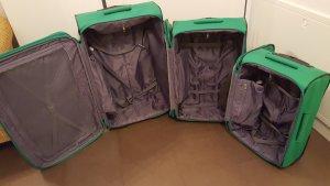 Esprit Trolley, Koffer, 3er-Set, grün