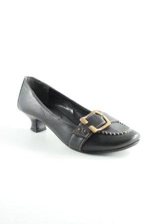 Esprit Zapatos Informales gris oscuro look casual