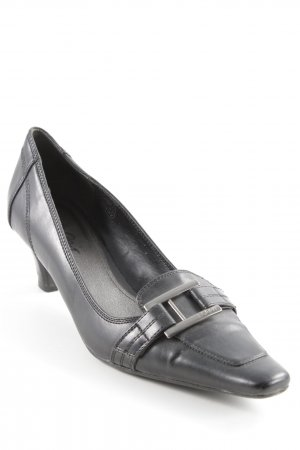 Esprit Loafer nero stile professionale
