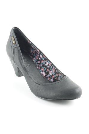 Esprit Zapatos Informales negro estilo «business»