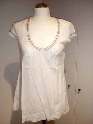 Esprit Tshirt in Blusenoptik