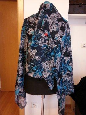 Esprit Châle au tricot multicolore polyester