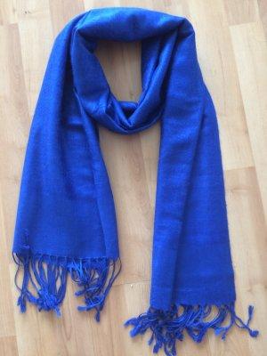 Esprit Tuch Schal blau violett (NEU)