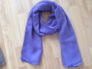Esprit Tuch Schal flieder violett (wie NEU)