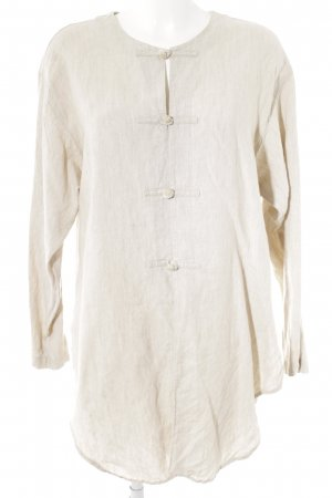 Esprit Tunikakleid hellbeige Casual-Look