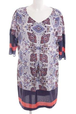 Esprit Robe tunique multicolore