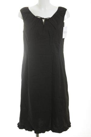 Esprit Tunikakleid schwarz klassischer Stil