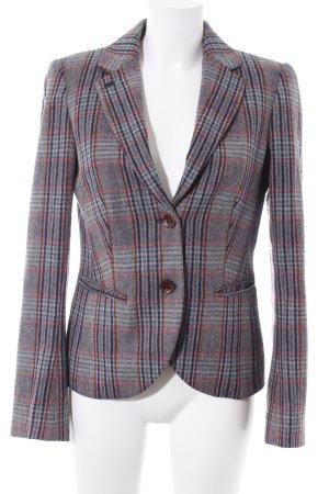 Esprit Tweedblazer Glencheckmuster Business-Look