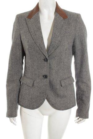 Esprit Tweedblazer grau-braun Casual-Look