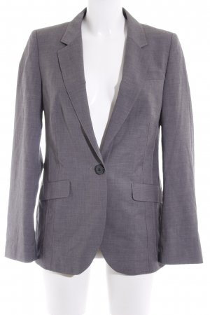 Esprit Tweedblazer grau meliert Business-Look