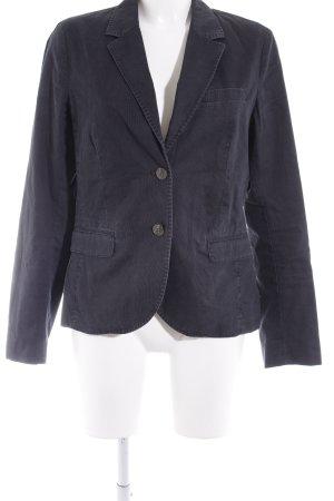 Esprit Tweedblazer graublau Business-Look