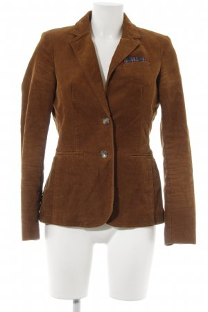 Esprit Tweedblazer hellbraun Brit-Look