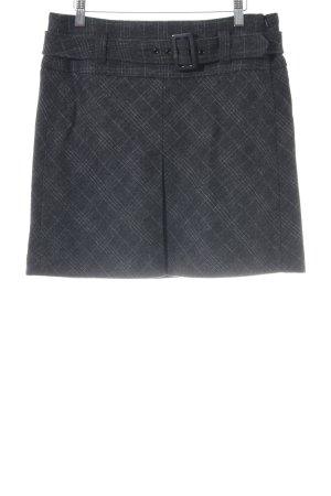 Esprit Falda Tweed estampado a cuadros elegante