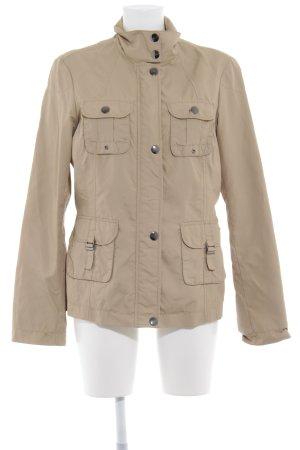 Esprit Übergangsjacke beige Casual-Look