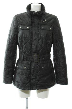 Esprit Veste mi-saison noir-gris anthracite style décontracté