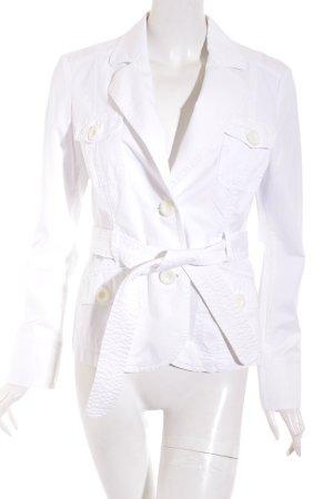 Esprit Übergangsjacke weiß Casual-Look