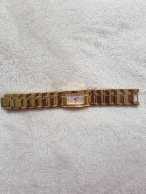 Edc Esprit Watch With Metal Strap gold-colored