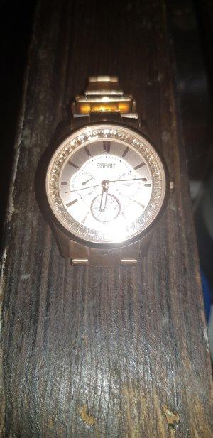 edc by Esprit Reloj con pulsera metálica salmón