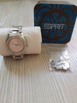 Esprit Uhr in silber