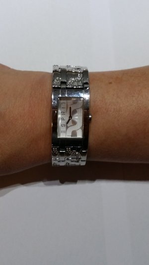 Esprit Uhr in silber mit schönem Armband