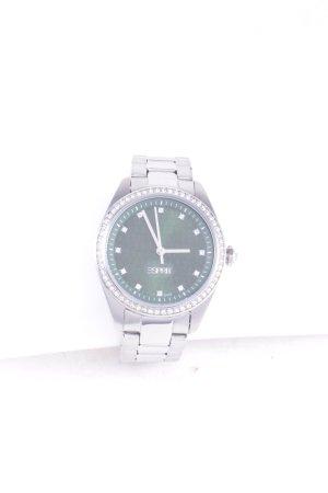 Esprit Uhr mit Metallband Farbverlauf Glanz-Optik