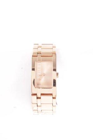Esprit Montre avec bracelet métallique rosé élégant