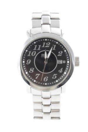 Esprit Uhr mit Metallband silberfarben Business-Look