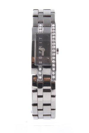 Esprit Uhr mit Metallband silberfarben Elegant
